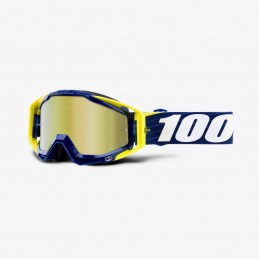 100% RACECRAFT BIBAL/NAVY...