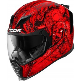 ICON AIRFLITE KROM RED